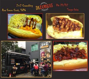 Food Truck Dazamigas